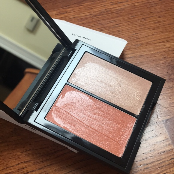 Kosas Cream Blush Highlighter Velvet Melon